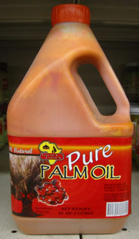 palm oil for biodiesel
