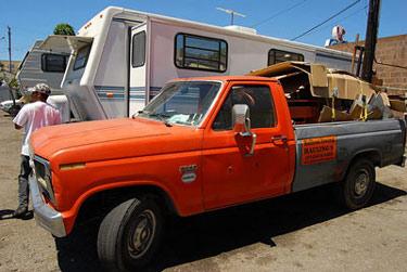 biodiesel truck